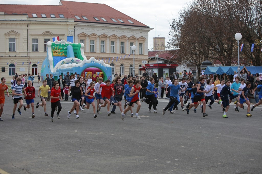 32. međunarodna atletska utrka Grada Koprivnice