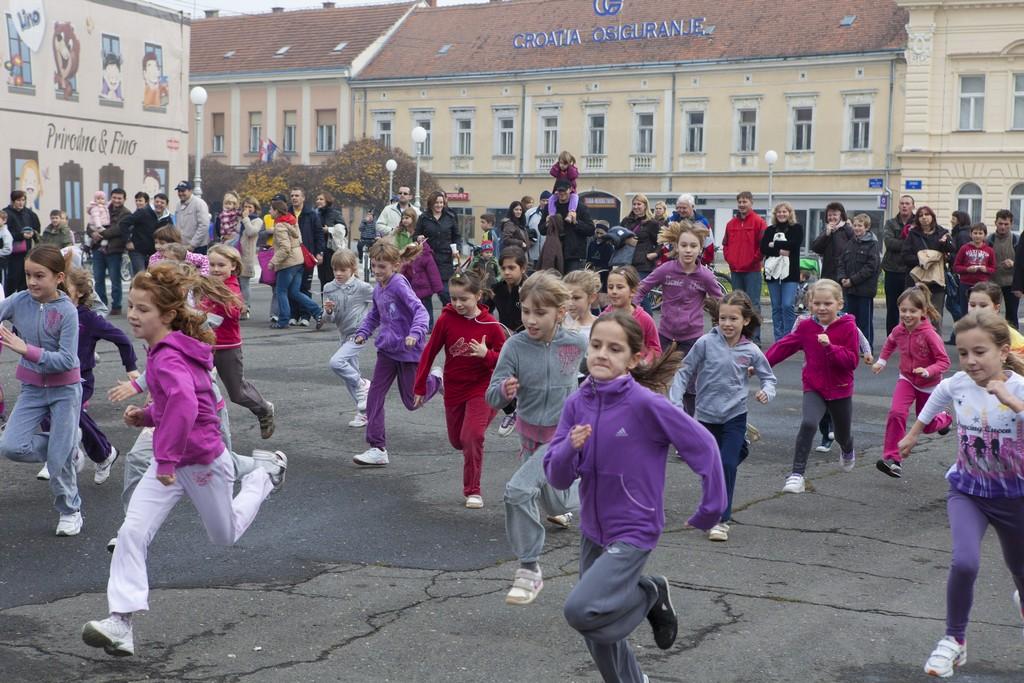 36. međunarodna atletska utrka Grada Koprivnice