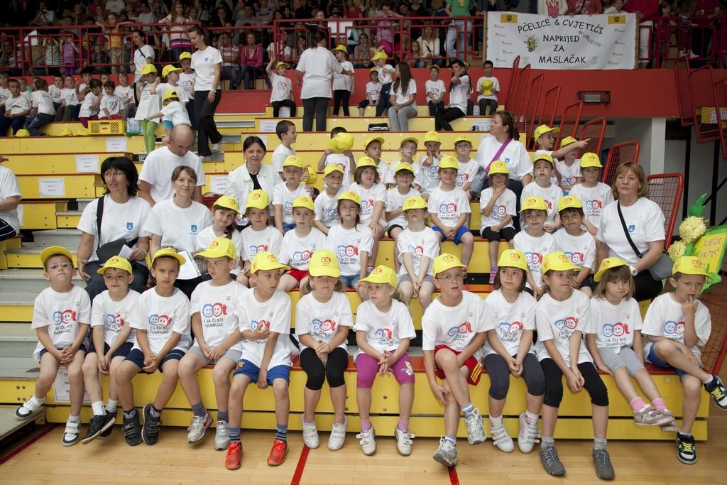 13. izdanje Olimpijskog festivala dječjih vrtića