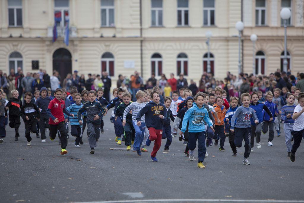 Održana je 35. međunarodna atletska utrka Grada Koprivnice