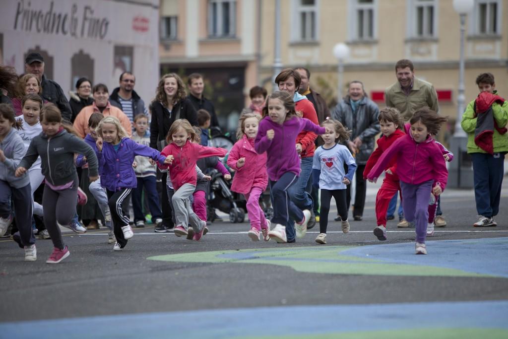 Objavljene su slike sa 35. Međunarodne atletske utrke Grada Koprivnice