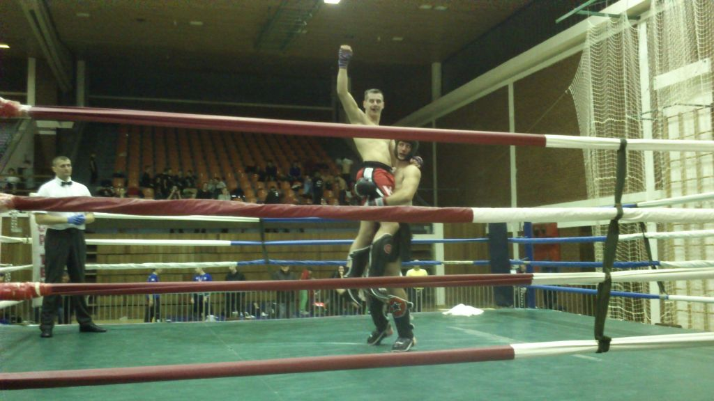 Međunarodni kickboxing turnir u Kutini