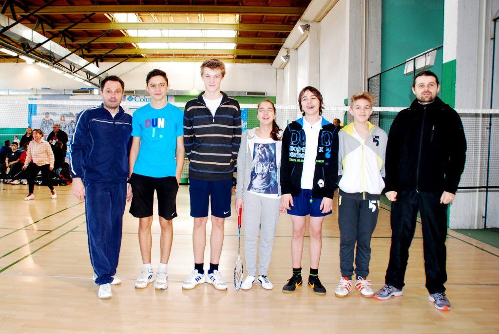 Turnir Zagrebačke badmintonske lige