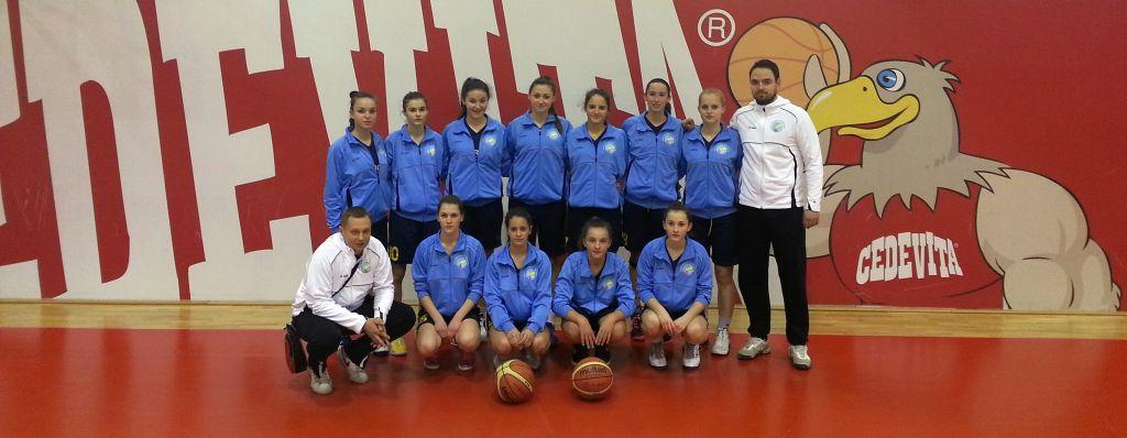 Košarkašice Koprivnice i dalje uspješne