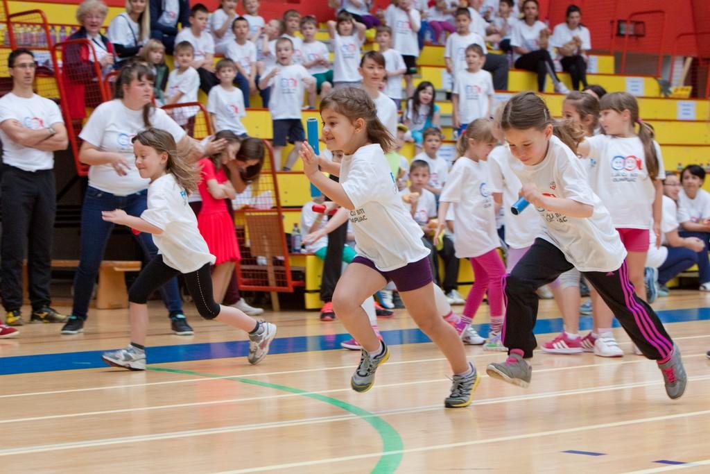 Olimpijski festival dječjih vrtića održava se 16.05.2015.