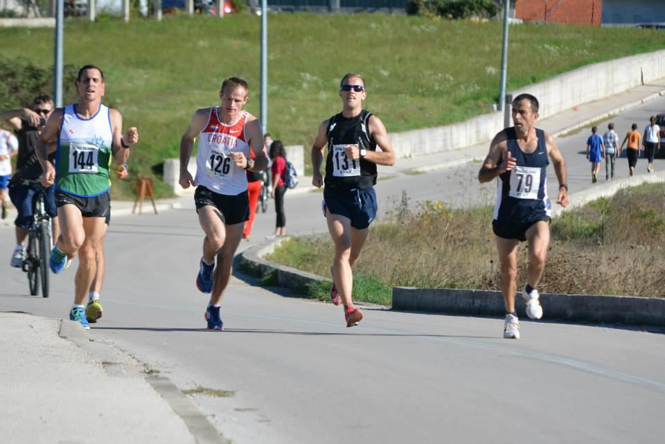 Zoran Žilić pobijedio je u 19. utrci Sveti Luka na 10 000 m