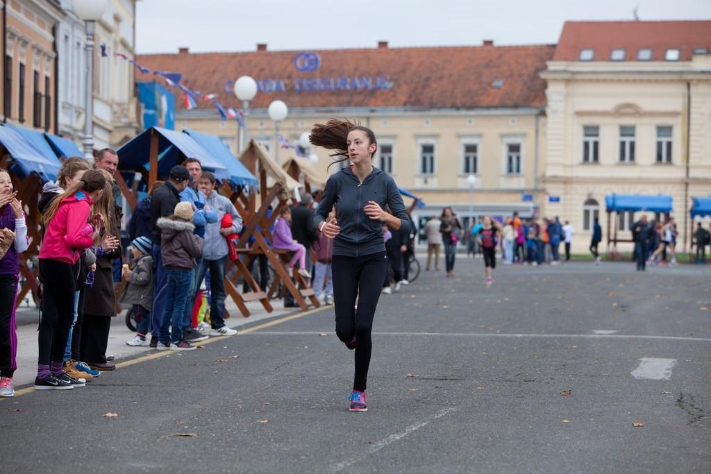 36. Međunarodna atletska utrka Grada Koprivnice 100