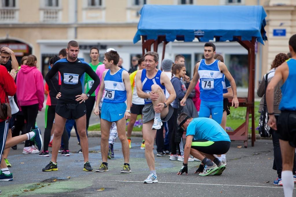 36. Međunarodna atletska utrka Grada Koprivnice 101