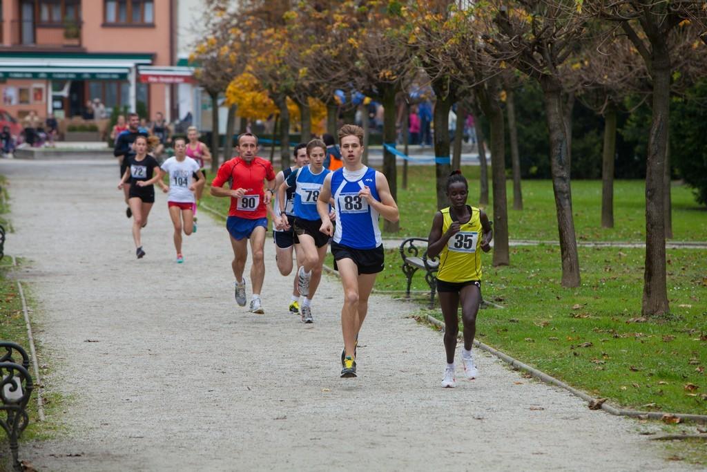 36. Međunarodna atletska utrka Grada Koprivnice 125