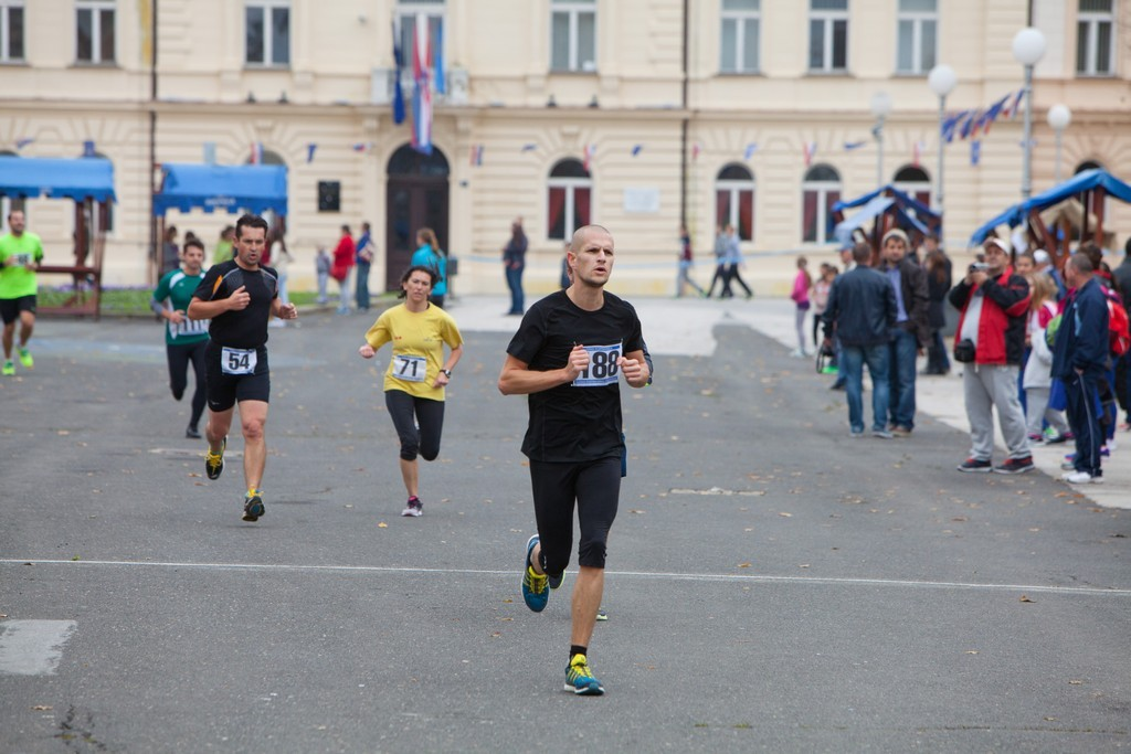 36. Međunarodna atletska utrka Grada Koprivnice 160