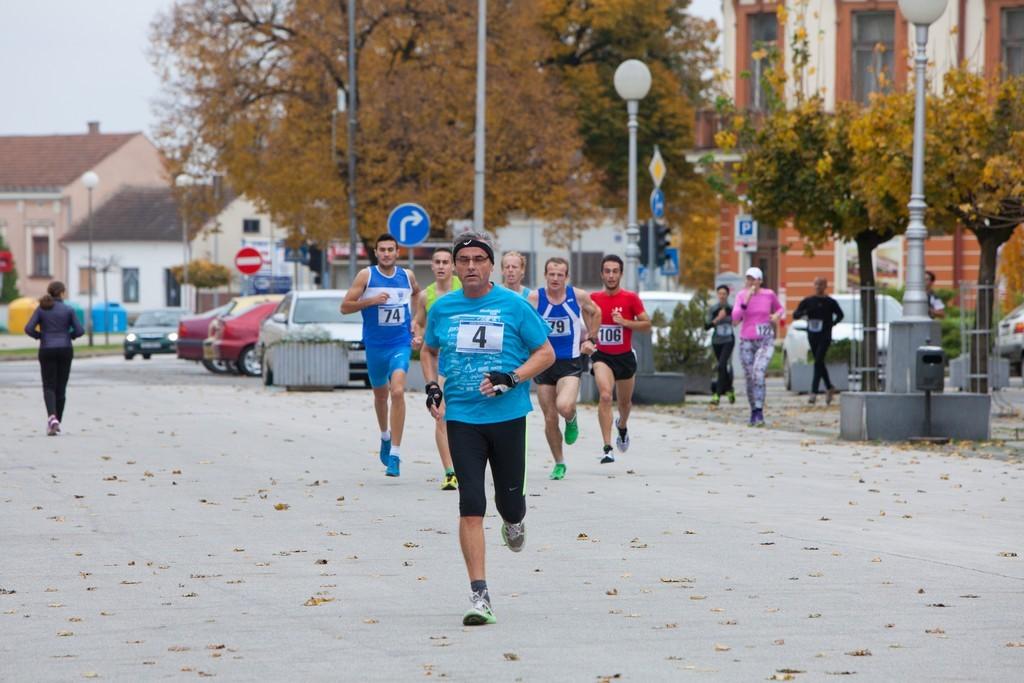 36. Međunarodna atletska utrka Grada Koprivnice 180
