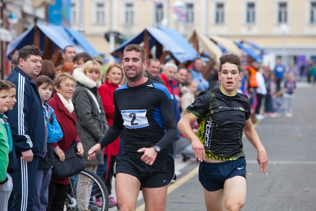 36. Međunarodna atletska utrka Grada Koprivnice 201
