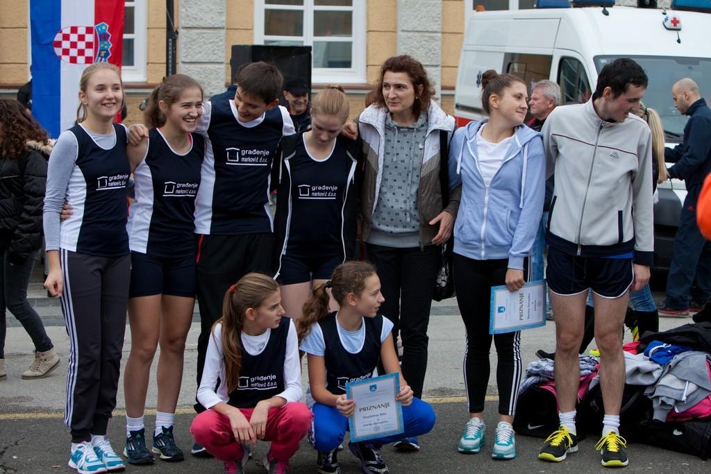 36. Međunarodna atletska utrka Grada Koprivnice 220