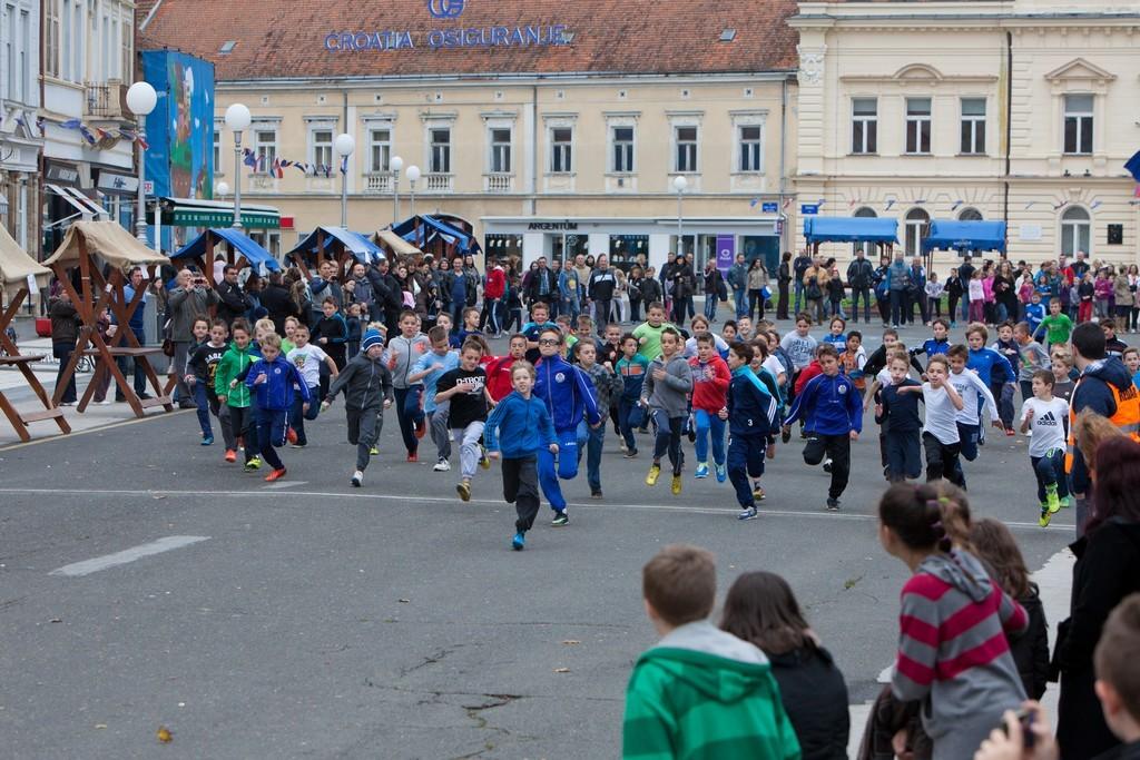 36. Međunarodna atletska utrka Grada Koprivnice 305