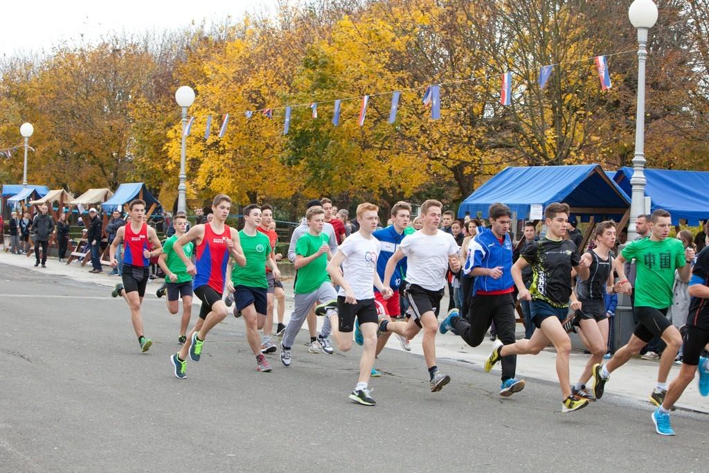 36. Međunarodna atletska utrka Grada Koprivnice 345