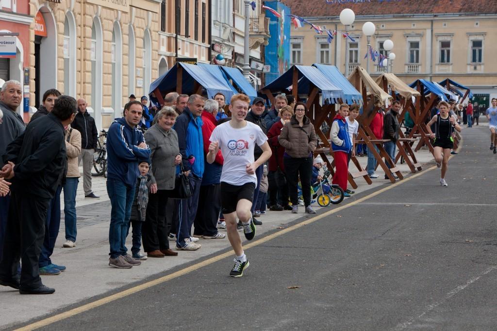 36. Međunarodna atletska utrka Grada Koprivnice 350