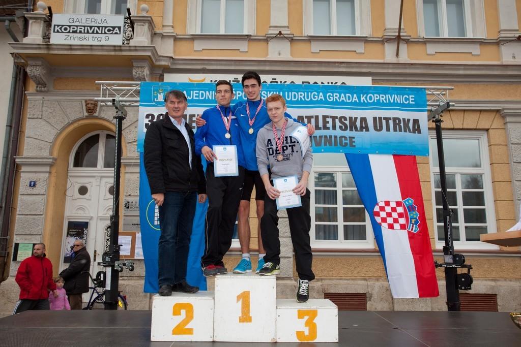 36. Međunarodna atletska utrka Grada Koprivnice 372