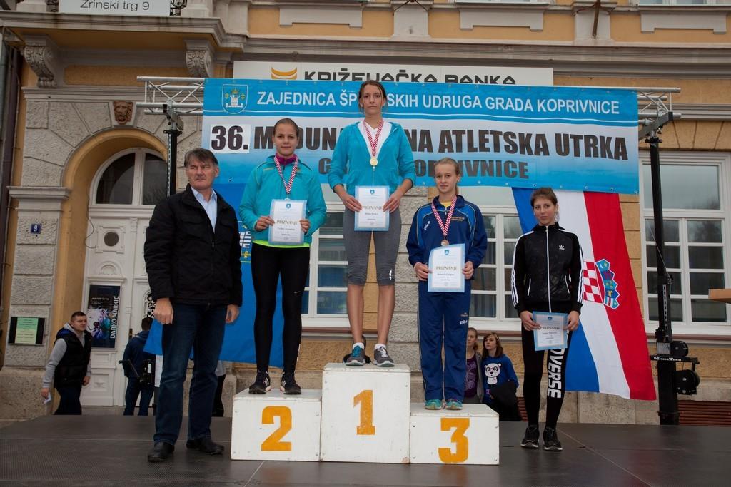 36. Međunarodna atletska utrka Grada Koprivnice 373