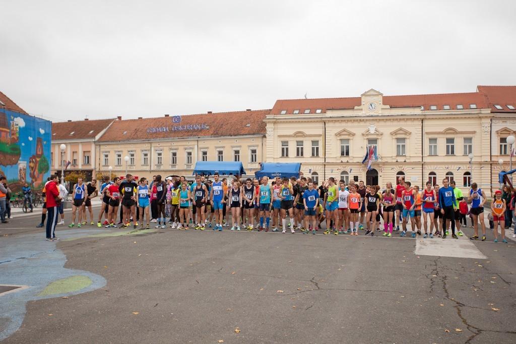 36. Međunarodna atletska utrka Grada Koprivnice 374