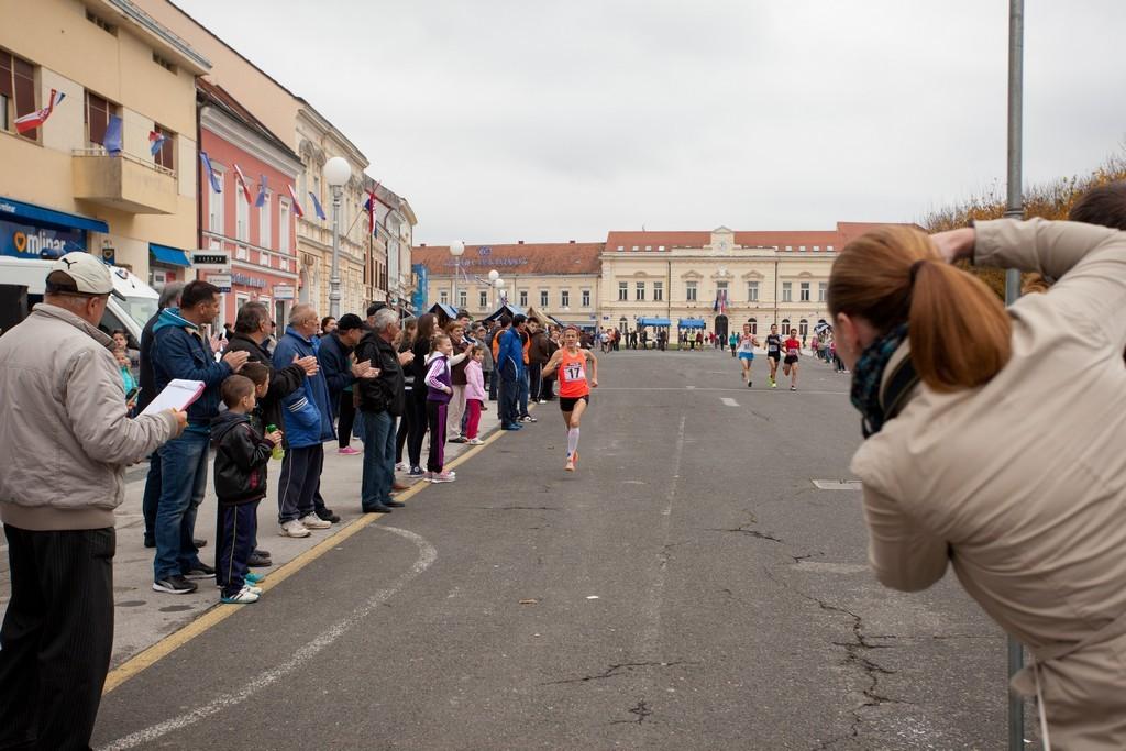 36. Međunarodna atletska utrka Grada Koprivnice 375