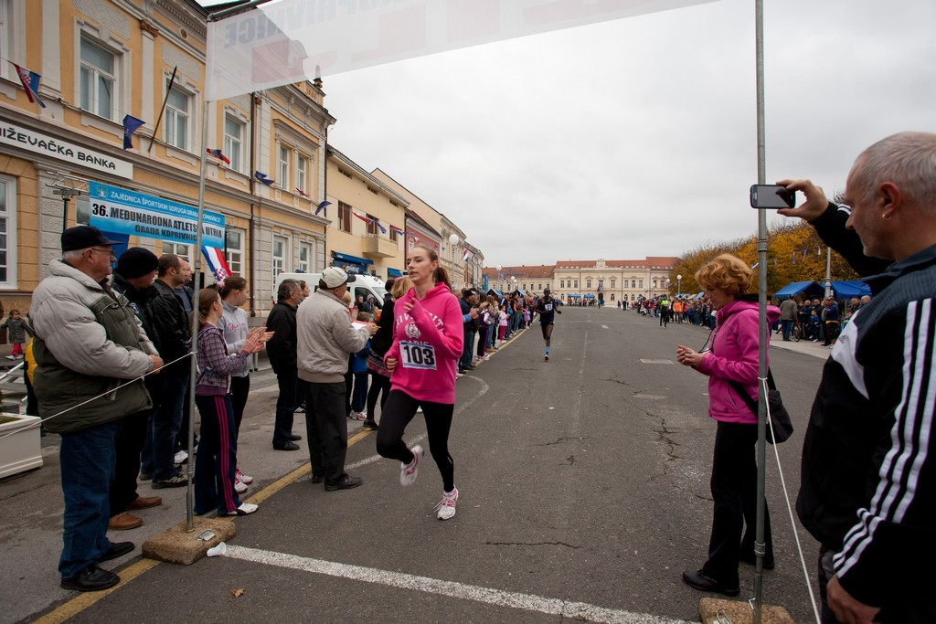 36. Međunarodna atletska utrka Grada Koprivnice 384