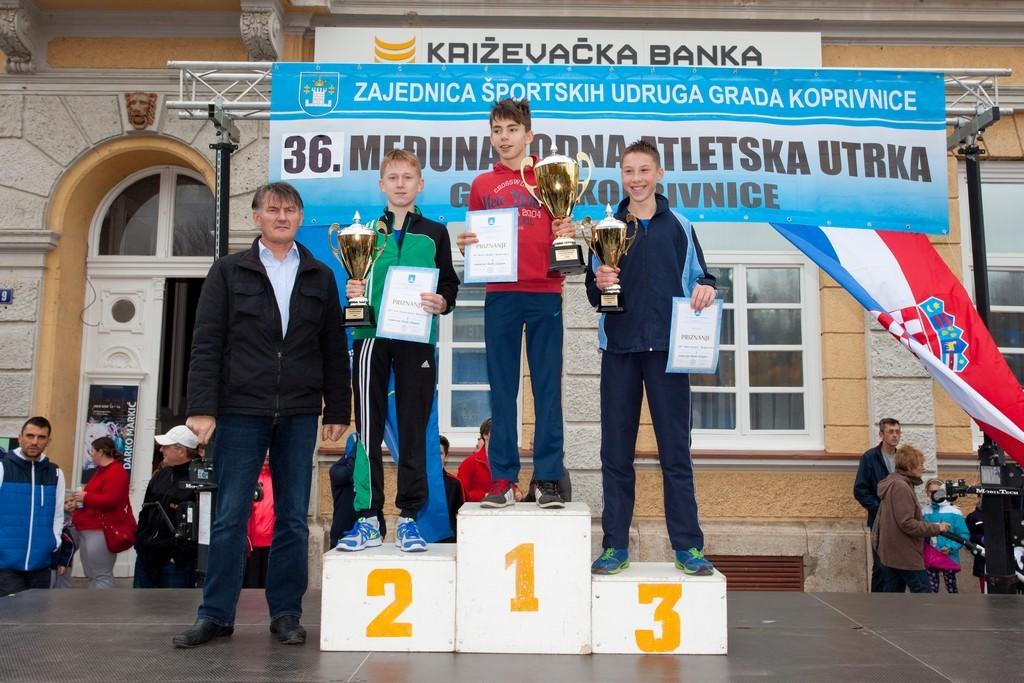 36. Međunarodna atletska utrka Grada Koprivnice 389