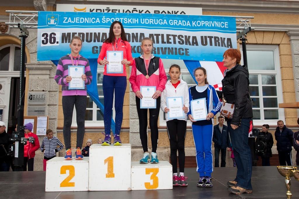 36. Međunarodna atletska utrka Grada Koprivnice 390