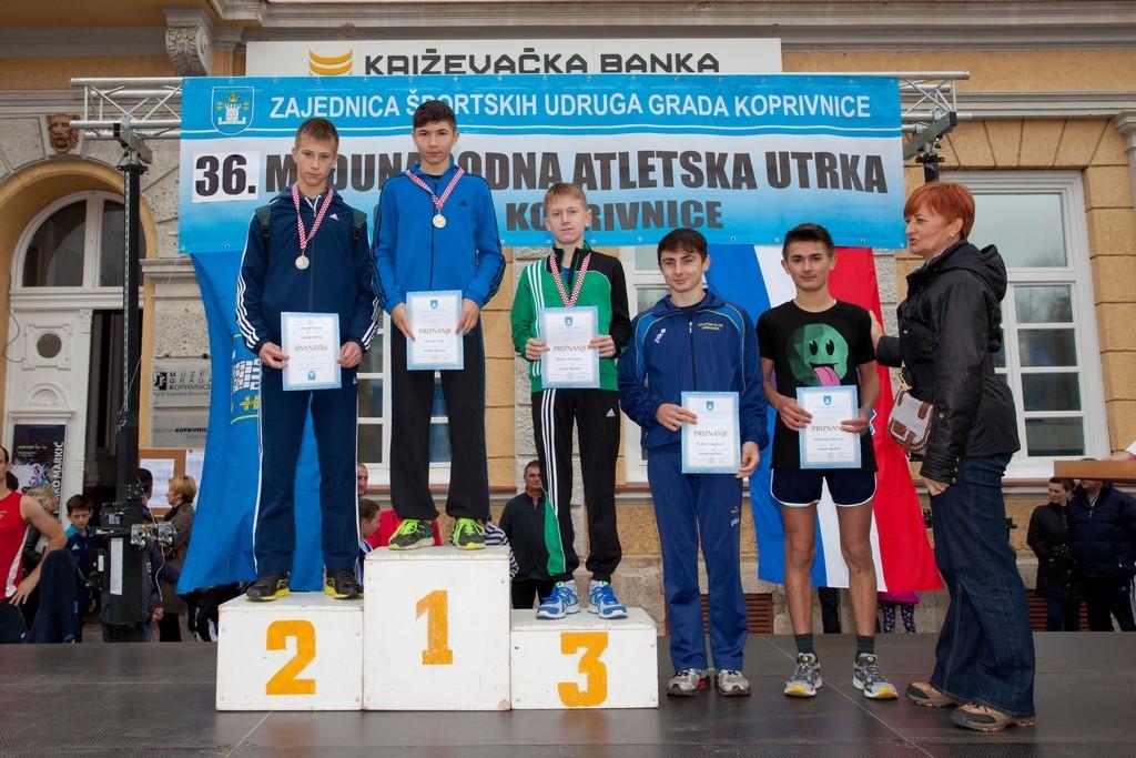 36. Međunarodna atletska utrka Grada Koprivnice 391