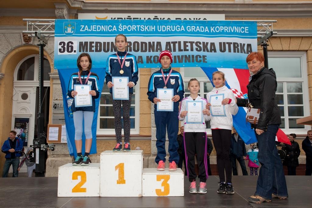 36. Međunarodna atletska utrka Grada Koprivnice 392