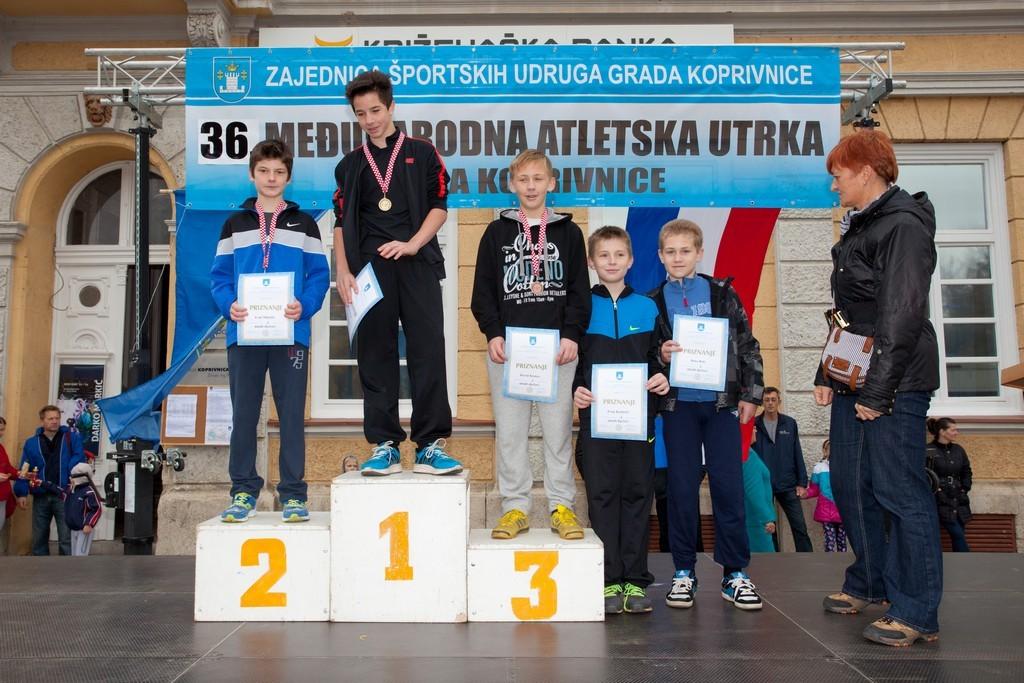 36. Međunarodna atletska utrka Grada Koprivnice 393
