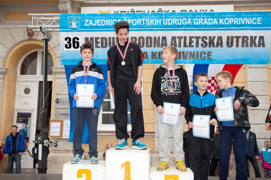 36. Međunarodna atletska utrka Grada Koprivnice 394