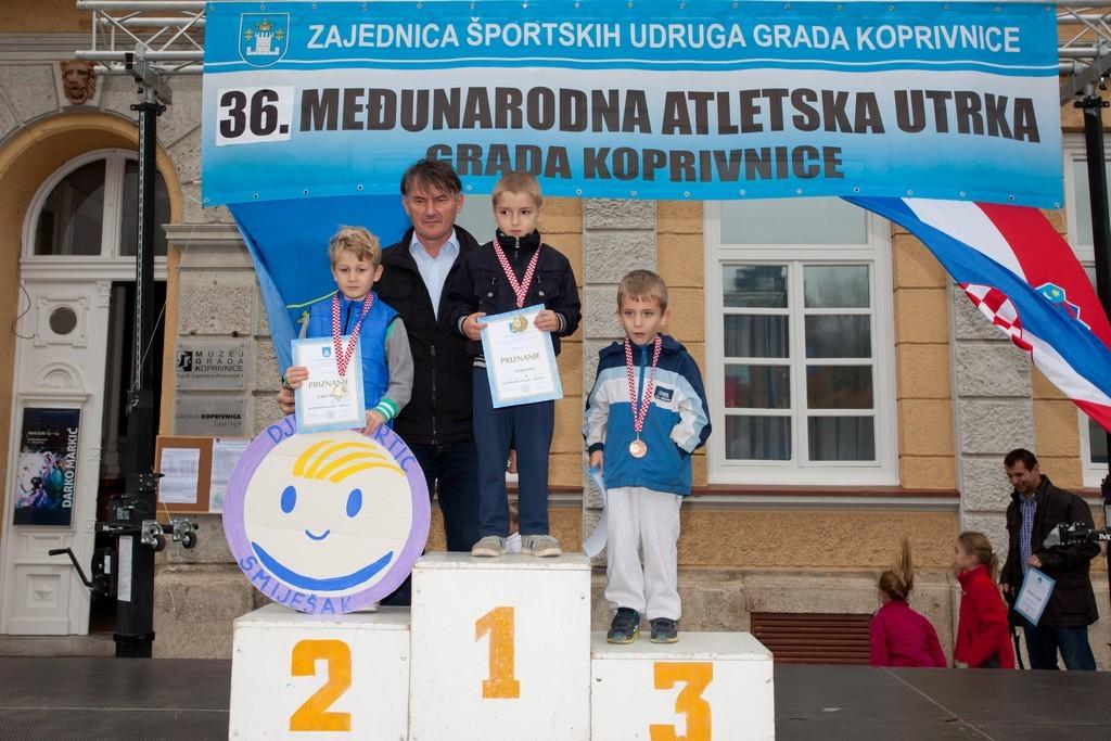 36. Međunarodna atletska utrka Grada Koprivnice 411