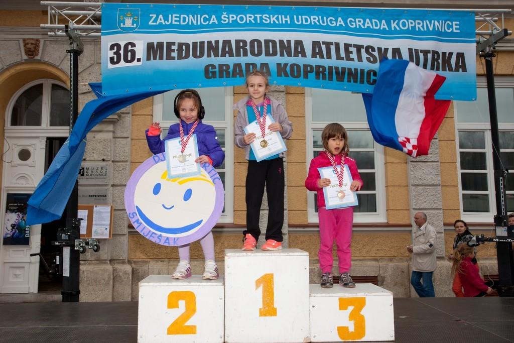 36. Međunarodna atletska utrka Grada Koprivnice 414
