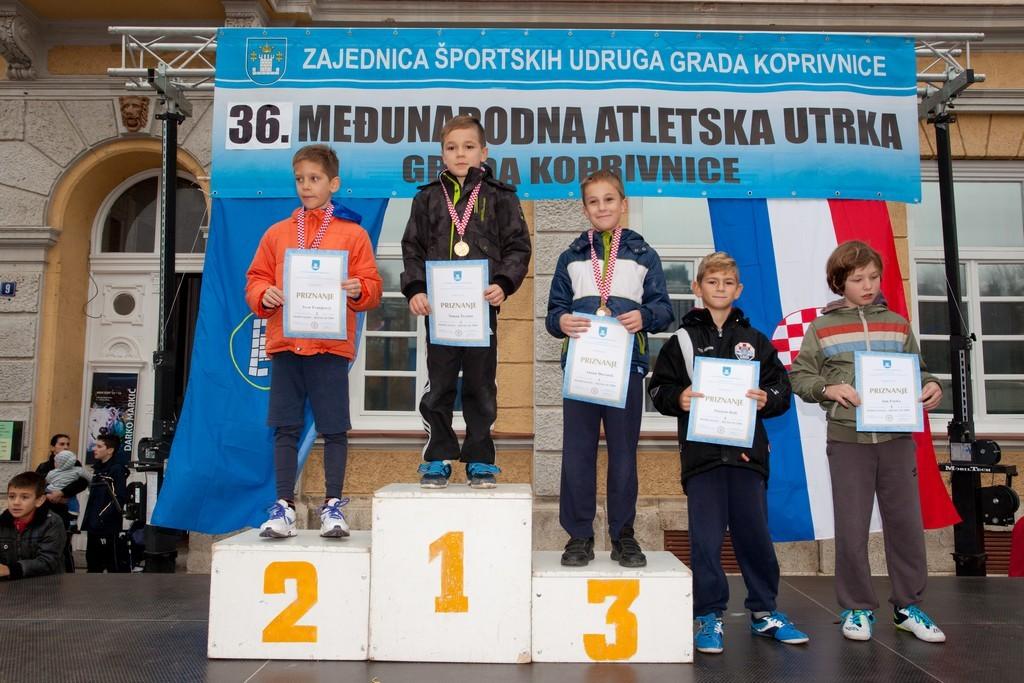 36. Međunarodna atletska utrka Grada Koprivnice 417