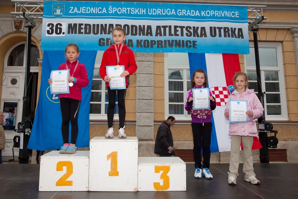 36. Međunarodna atletska utrka Grada Koprivnice 419