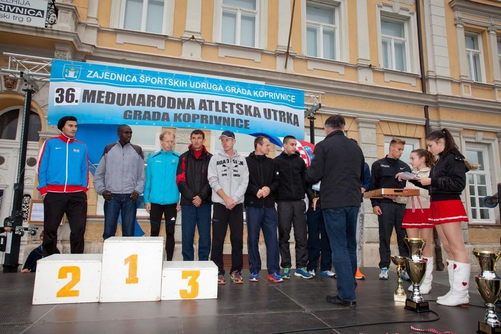 36. Međunarodna atletska utrka Grada Koprivnice 420