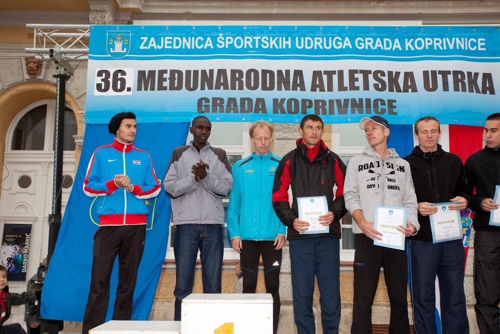 36. Međunarodna atletska utrka Grada Koprivnice 421