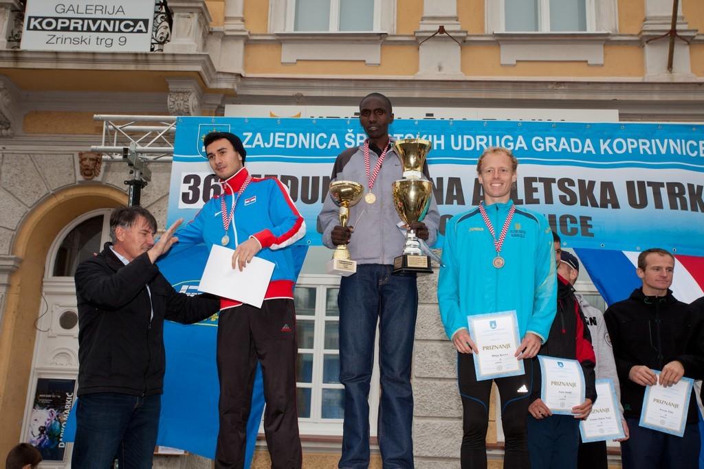 36. Međunarodna atletska utrka Grada Koprivnice 425