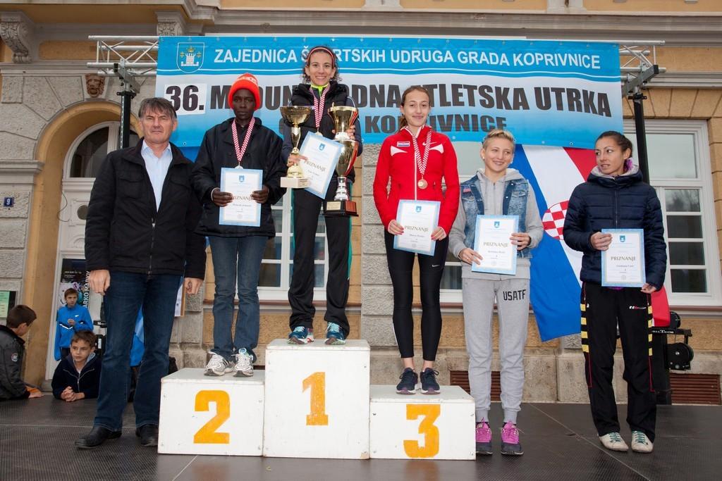 36. Međunarodna atletska utrka Grada Koprivnice 427