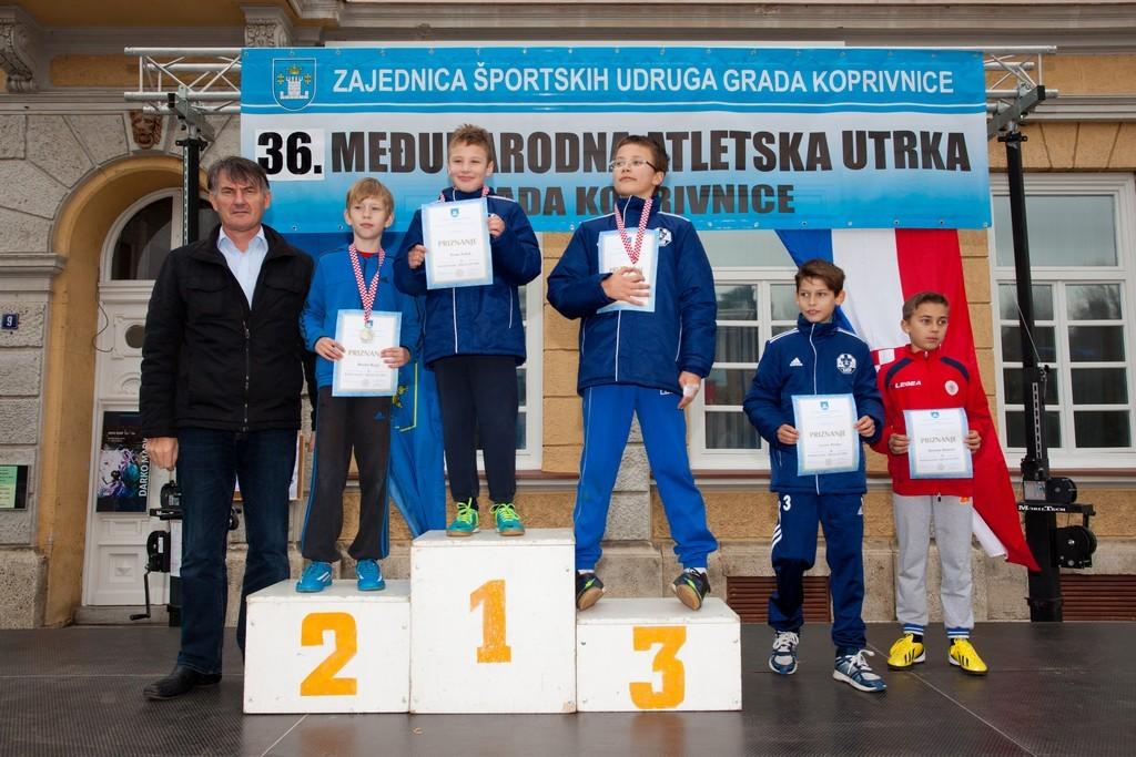 36. Međunarodna atletska utrka Grada Koprivnice 435
