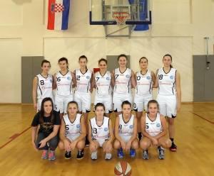 Ženski košarkaški klub Koprivnica Z16 | Zajednica športskih udruga Grada Koprivnice