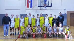 Poraz Koprivnice u A2 ligi i dvije pobjede mladih košarkašica