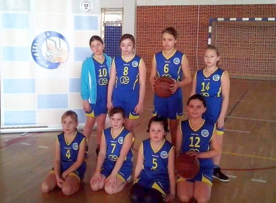 Košarkašice Koprivnice vrlo uspješne