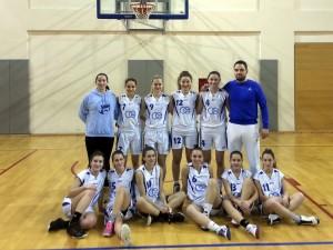 Ženski košarkaški klub Koprivnica | Seniorke/Juniorke