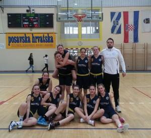 Pobjeda košarkašica Koprivnice za kraj A-2 lige