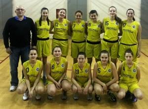 Ženski košarkaški klub Koprivnica   Z-16
