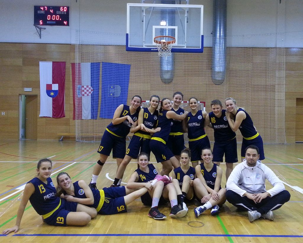 Ženski međunarodni košarkaški turnir u Koprivnici