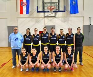 Košarkašice Koprivnice pobijedile na turniru