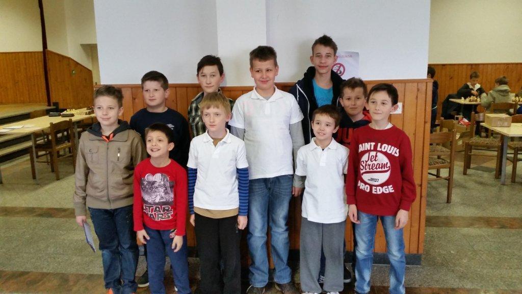 Pojedinačno kadetsko prvenstvo Koprivničko-križevačke županije u šahu