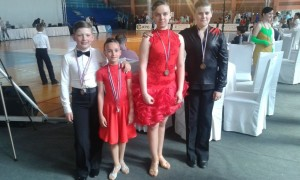 Bodovni turnir u standardnim i latinsko-američkim plesovima